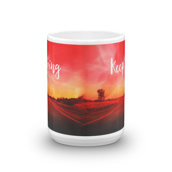 Mug - Keep Coing