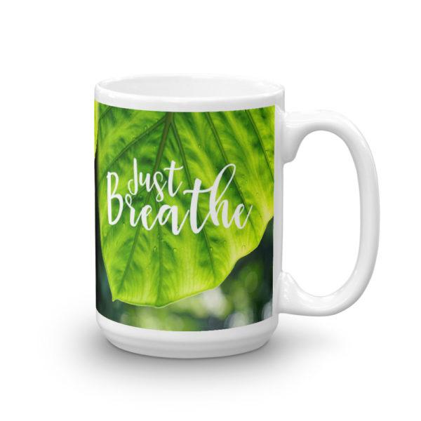 Mug - Just Breathe